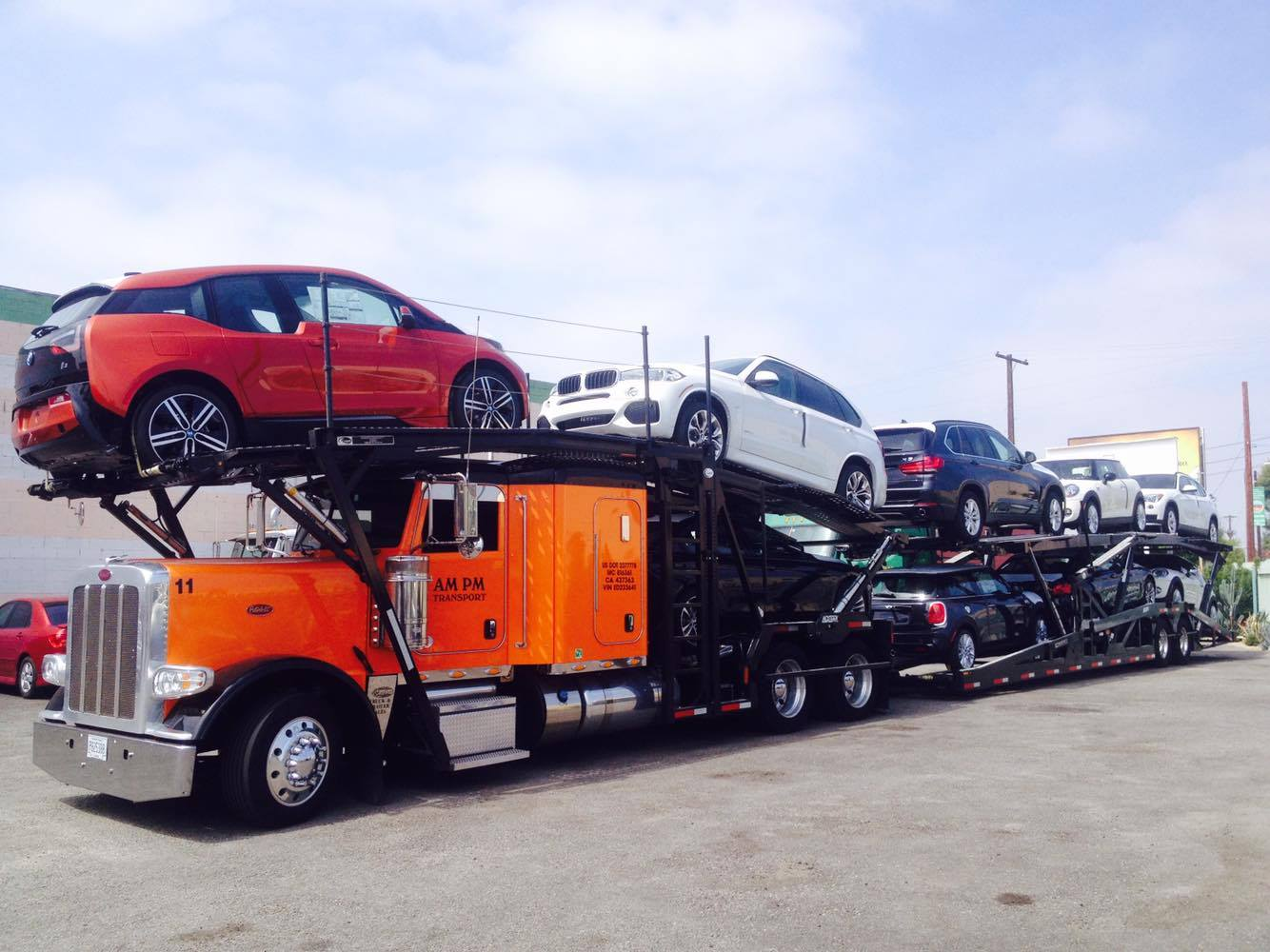 Car Shipping Quote Commercial Transport  Portland Car Transport  Free Auto Shipping