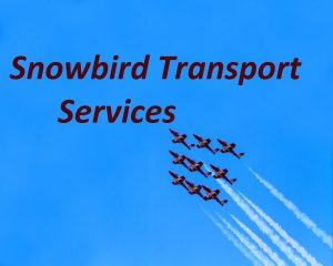 Snowbird Transport Services