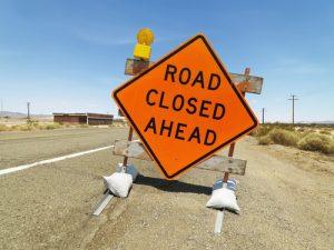 Portland i-5 closed