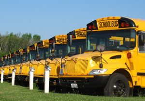 High Schools Converted To Truck Stops