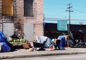 Get Homeless Campers' Tents off Sidewalks Into Managed Campsites