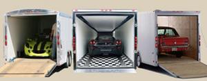 Enclosed Car Transport