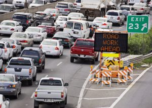 Read more about the article Portland-Eastbound I-84 Freeway might reopen in Columbia Gorge this Weekend