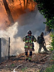 Read more about the article Portland Man Charged with Deadly August Fire