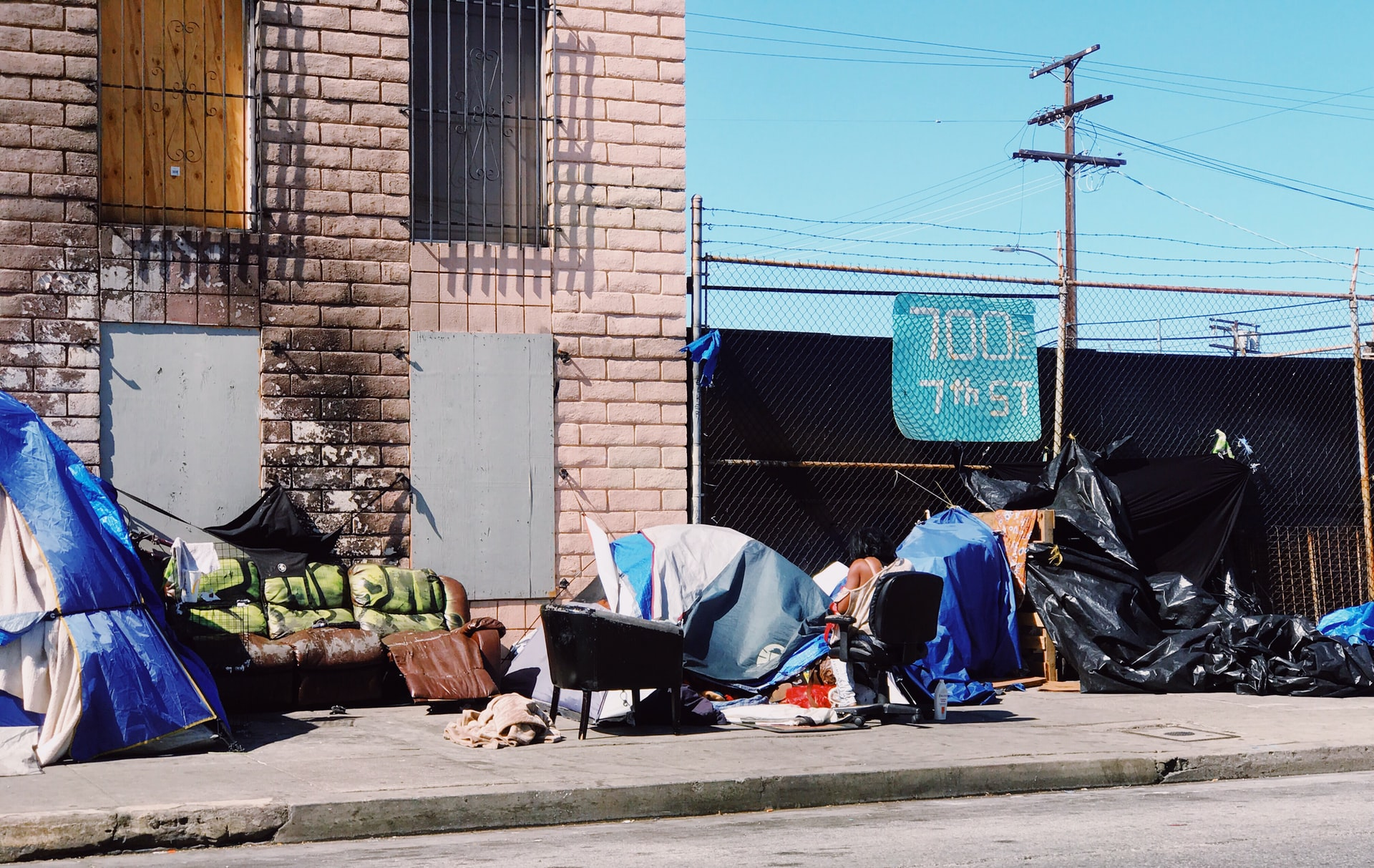 You are currently viewing Get Homeless Campers' Tents off Sidewalks Into Managed Campsites